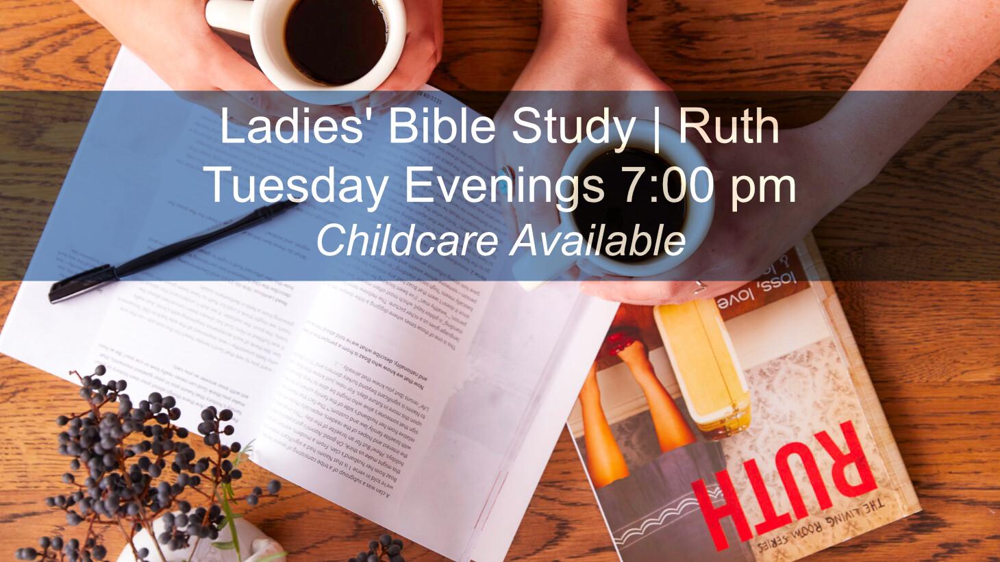 Ladies' Bible Study | Ruth