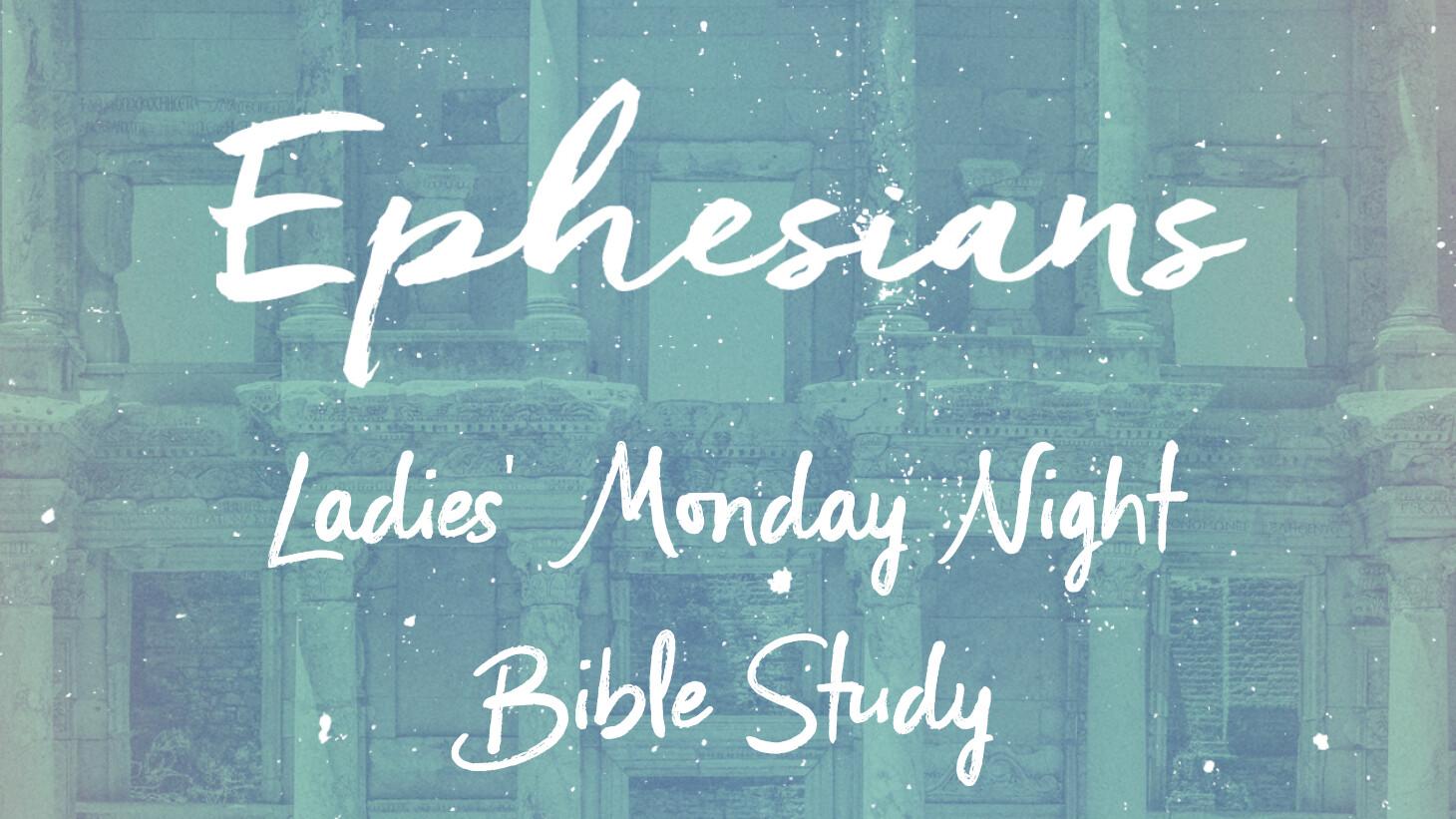 Ladies Bible Study | Ephesians